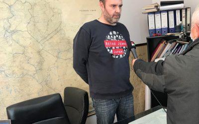 ANDRIJAŠEVIĆ ZA TV PANONIJA : STANJE NA VODOTOKOVIMA NA TERITORIJI SREDNJEG BANATA JE STABILNO